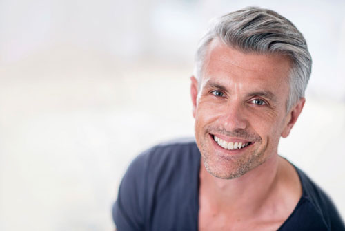The undetectable hair system best for hair restoration