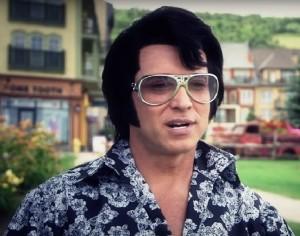 Elvis-hair-style