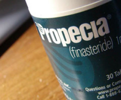 side effect of taking Propecia hair loss medication